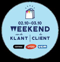 Participez au Weekend du Client !