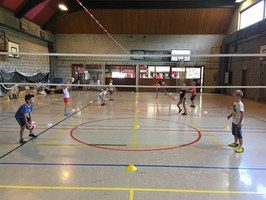 Stage Volley/Multisports du 30.07.2018 au 03.08.2018