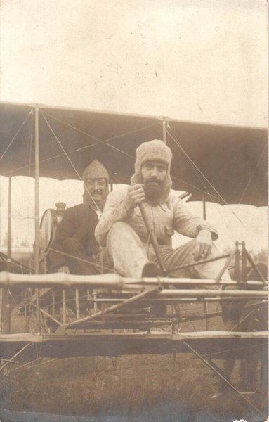 Aéroplane à Bombaye