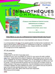 CCCA Biblio Mars2021