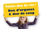 Devenez donneur d'organes le jour des élections du 26 mai prochain !