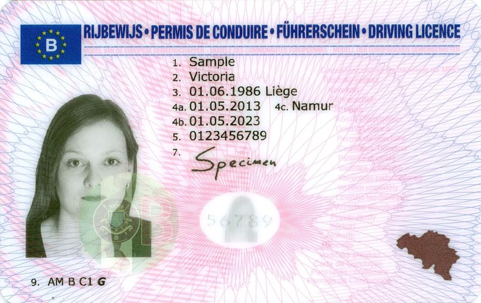 nouv permis conduire